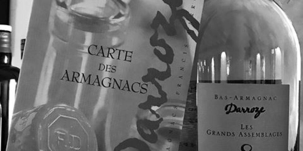 La sélection d'Armagnac du Résinier : Les Grands Assemblages de chez Darroze !