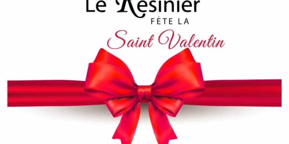 Le Résinier fête la Saint Valentin !